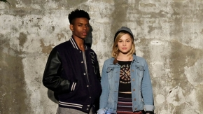 Olivia Holt and Aubrey Joseph talk Marvel's 'Cloak and Dagger' on Amazon Prime Video