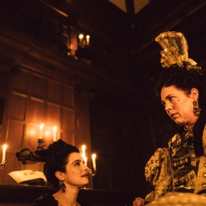 Watch Olivia Colman, Emma Stone and Rachel Weisz in superb teaser trailer for the 'The Favourite'