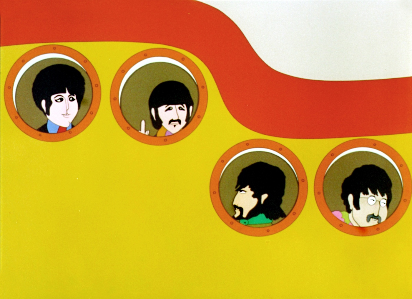 Yellow Submarine review: Dir  George Dunning (1968) [Remastered