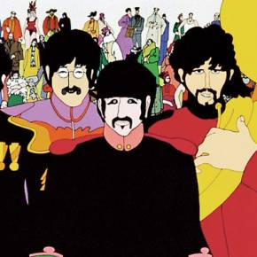 Yellow Submarine review: Dir. George Dunning (1968) [Remastered]
