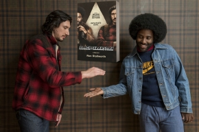 Win the book of Spike Lee's new film 'BlacKkKlansman'