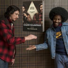 Win the book of Spike Lee's new film 'BlacKkKlansman' **COMPETITION CLOSED**