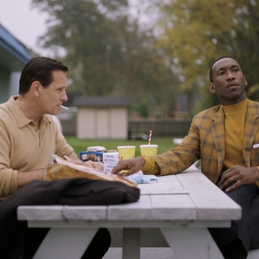 New 'Writing Letters' clip from 'Green Book' with Mahershala Ali and Viggo Mortensen