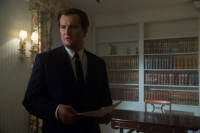 "The Senator DVD review: ""Jason Clarke is poised and impressive as Ted Kennedy"""