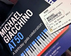 Review: Michael Giacchino At 50, Live At The Royal Albert Hall (2017)