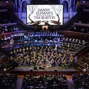 Review: Danny Elfman's 'Music from the Films of Tim Burton' Live at The Royal Albert Hall [2013]
