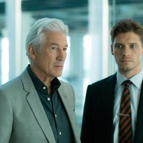 First look at Richard Gere and Helen McCrory in BBC Two's 'MotherFatherSon'