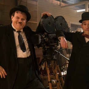 Jon S. Baird's 'Stan and Ollie' to Premiere at the Closing Gala of 62nd BFI London Film Festival