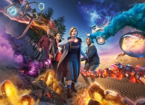 Doctor Who Series 11 Exclusive: New Image, Titles and Details
