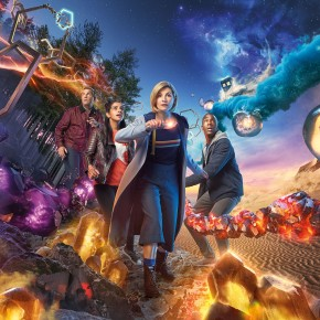 Doctor Who Series 11 Exclusive: New Image, Titles andDetails
