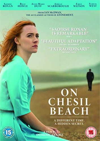 On Chesil Beach DVD cover