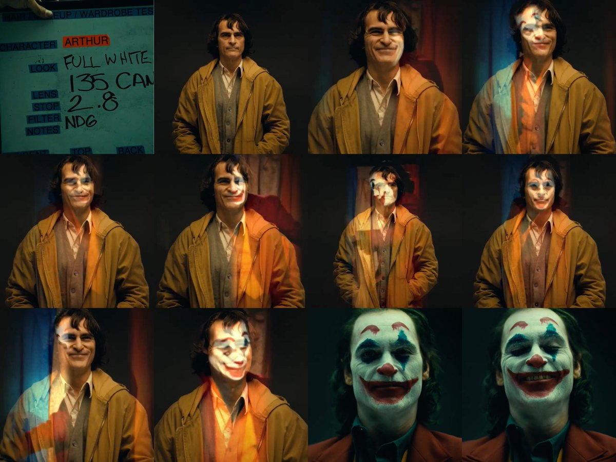 A Closer Look At Joaquin Phoenix As Joker Revealed By Todd Phillips