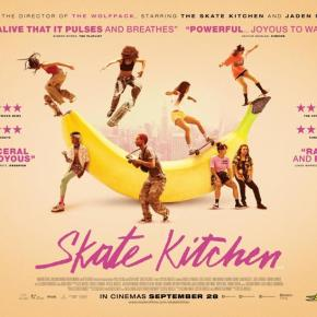 Go bananas for the latest poster released for 'Skate Kitchen'