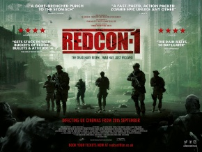 Win a cast-signed quad poster for new British horror thriller Redcon-1 **COMPETITIONCLOSED**