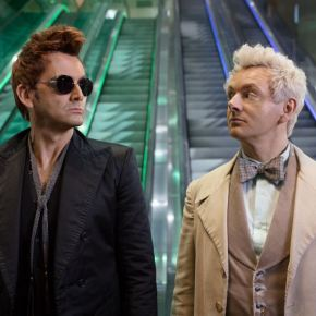 Watch the excellent first teaser for Neil Gaiman and Terry Pratchett's Good Omens