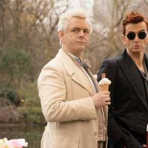 TV Review: Neil Gaiman and Terry Pratchett's Good Omens [World Premiere]