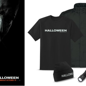 Win this amazing #Halloween merchandise – Michael Myers returns 19 October! **COMPETITION CLOSED**