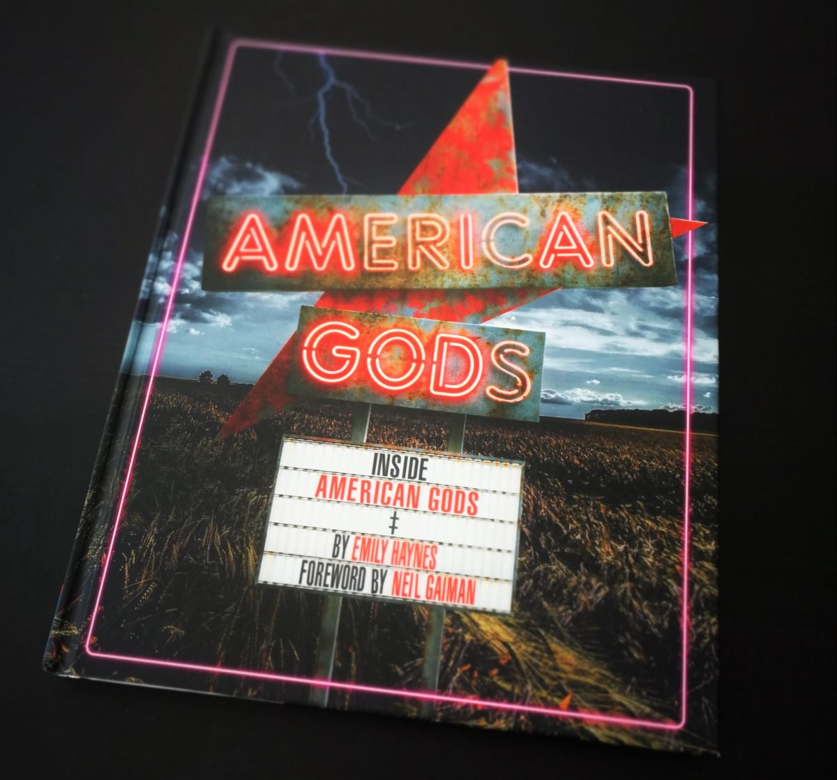 Book Review: Inside American Gods by Emily Haynes | critical popcorn
