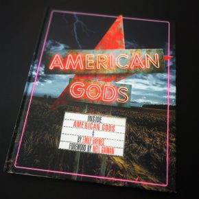 Book Review: Inside American Gods by Emily Haynes