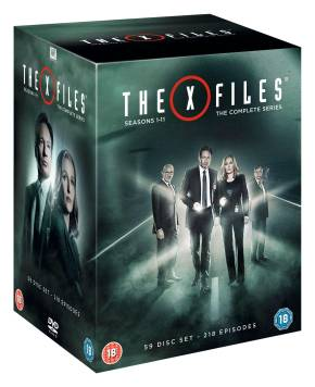 Win 'The X-Files' Season 1-11 on DVD!