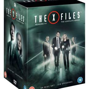 Win 'The X-Files' Season 1-11 on DVD! **COMPETITION CLOSED**