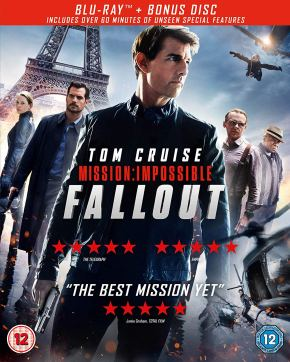 "Mission: Impossible – Fallout Blu-ray review: ""A first-class crowd pleaser with explosive action and stunning sequences"""