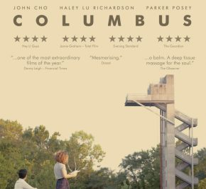 Win Kogonada's mesmerising 'Columbus' on Blu-ray and DVD! **CompetitionClosed**