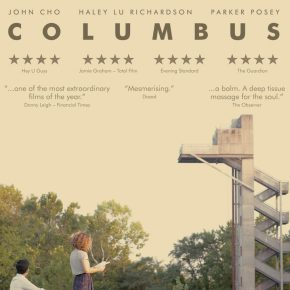 Win Kogonada's mesmerising 'Columbus' on Blu-ray and DVD! **Competition Closed**