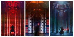 Andy Fairhurst's 'Star Wars: Perspectives #4' still available on Dark Ink – Order here!