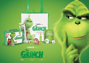 Win 'The Grinch' Goodies – Out in UK cinemas now!