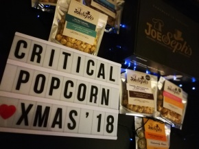 Christmas Gift Guide 2018: Joe and Seph's Gourmet Popcorn Subscriptions!