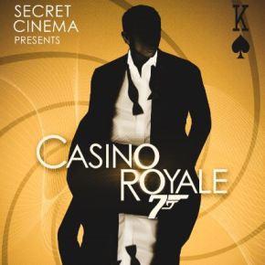 Secret Cinema 2019: Get all the details for 'Secret Cinema Presents Casino Royale' righthere…