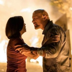 "Skyscraper Blu-ray review: ""Fun escapism with Dwayne Johnson on top form"""