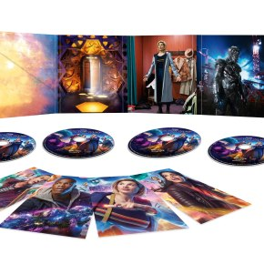 Doctor Who Series 11 and New Year's Day special available for Pre-order on DVD and Blu-ray now!
