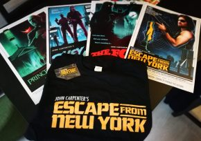 Win a bundle of goodies from John Carpenter's classics from STUDIOCANAL! **COMPETITIONCLOSED**