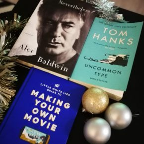 Christmas Gift Guide: Books from Tom Hanks, Alex Baldwin, Little White Lies and Terry Virts