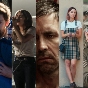Critical Popcorn's Top 5 Films of2018