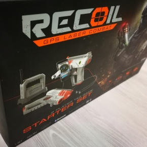 Christmas Gift Guide 2018: Skyrocket Toys' 'Recoil' Laser Tag