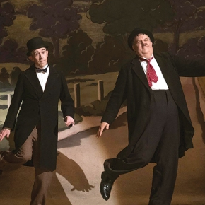 Stan and Ollie review: Dir. Jon S. Baird (2019)