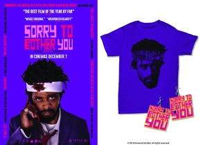 Win fantastic 'Sorry To Bother You' merchandise: In UK cinemas now! **COMPETITIONCLOSED**