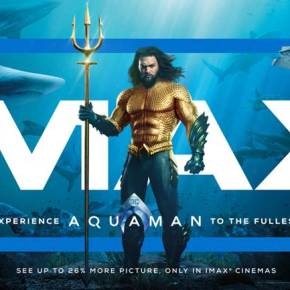 Aquaman IMAX review: Dir. James Wan (2018)