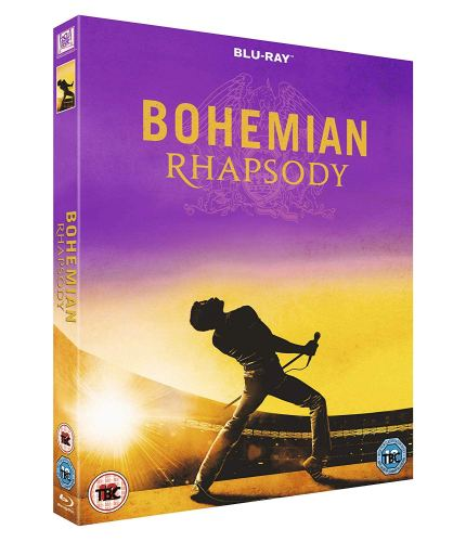 All the info: Bohemian Rhapsody comes to 4K UHD, Blu-ray and