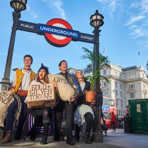 The Crystal Maze LIVE Experience is moving to London's West End!