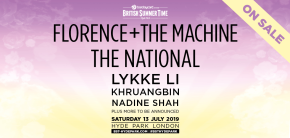 The latest line-ups for the spectacular BST Hyde Park 2019 and BookingLinks!