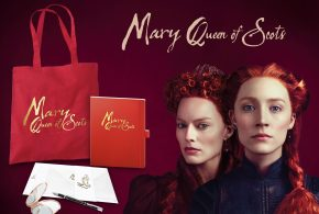 Mary Queen Of Scots Blu-ray, DVD release info and special giveaway!