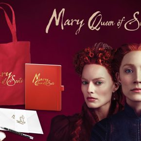 Win fantastic 'Mary, Queen of Scots' merchandise! **COMPETITION CLOSED**