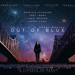 Watch the spellbinding trailer for Carol Morley's Out of Blue starring Patricia Clarkson