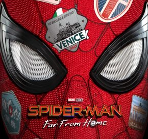 Let's all watch the fantastic new Spider-Man: Far From Home trailer!
