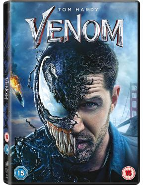 Win Tom Hardy-starrer 'Venom' on DVD!