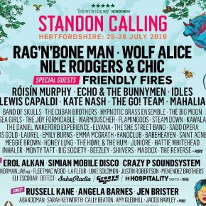 All the info: Standon Calling 2019 adds top acts for July – Book Now!